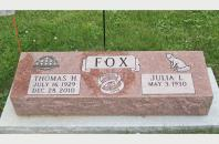 Bevel Marker for Fox Family 201710