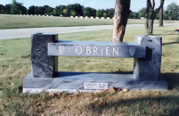O'Brien Granite Bench