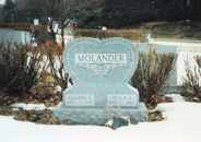 Molander Companion Monuments
