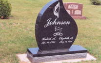 Johnson Companion Monument