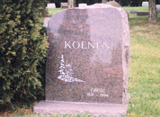 Koenen Single Monument